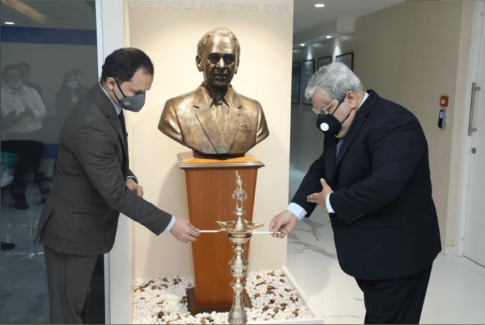 Office Celebration - Tata Mutual Fund