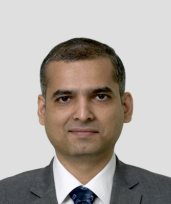 Amey Sathe as Assistant Fund Manager from Equity Investment Team