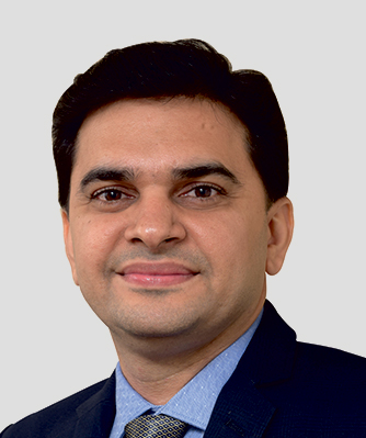 Amit Somani as Senior Fund Manager from Debt Investment Team