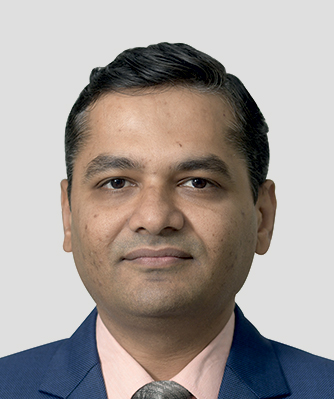 Chandraprakash Padiyar as Senior Fund Manager from Equity Investment Team