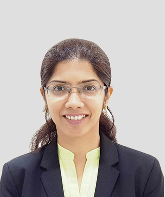 Ennette Fernandes as Assistant Fund Manager from Equity Investment Team