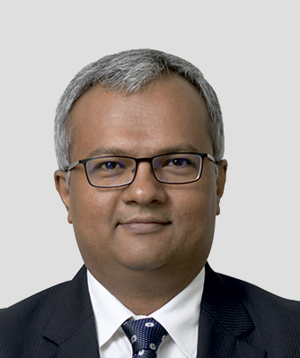 Rupesh Patel as Senior Fund Manager from Equity Investment Team