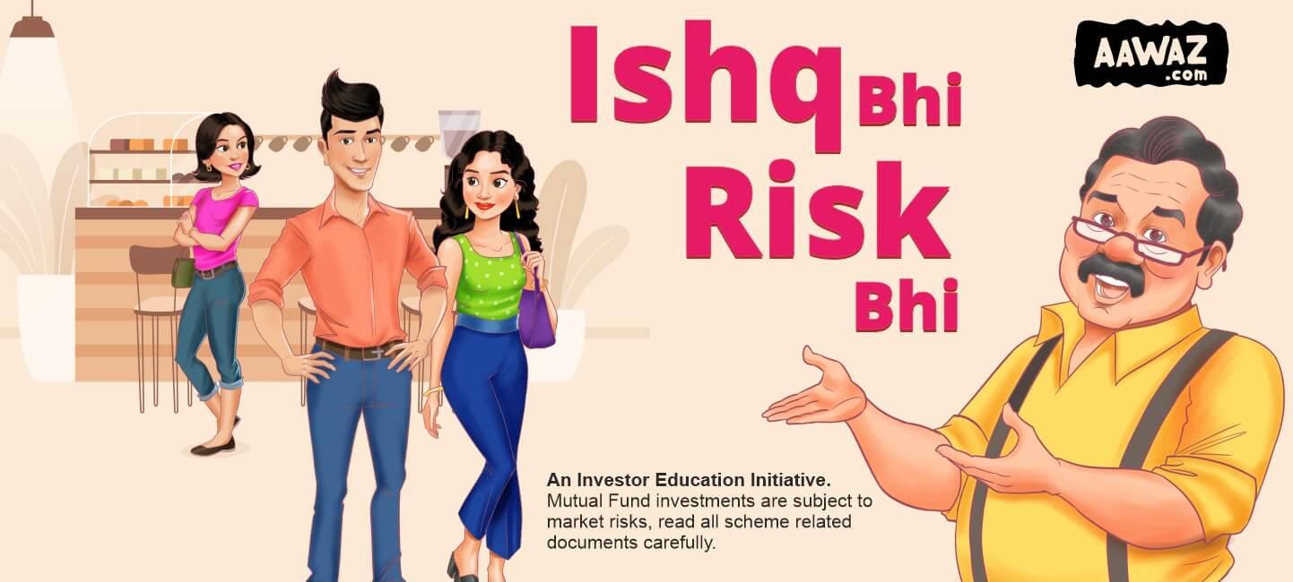 Ishq bhi Risk bhi banner
