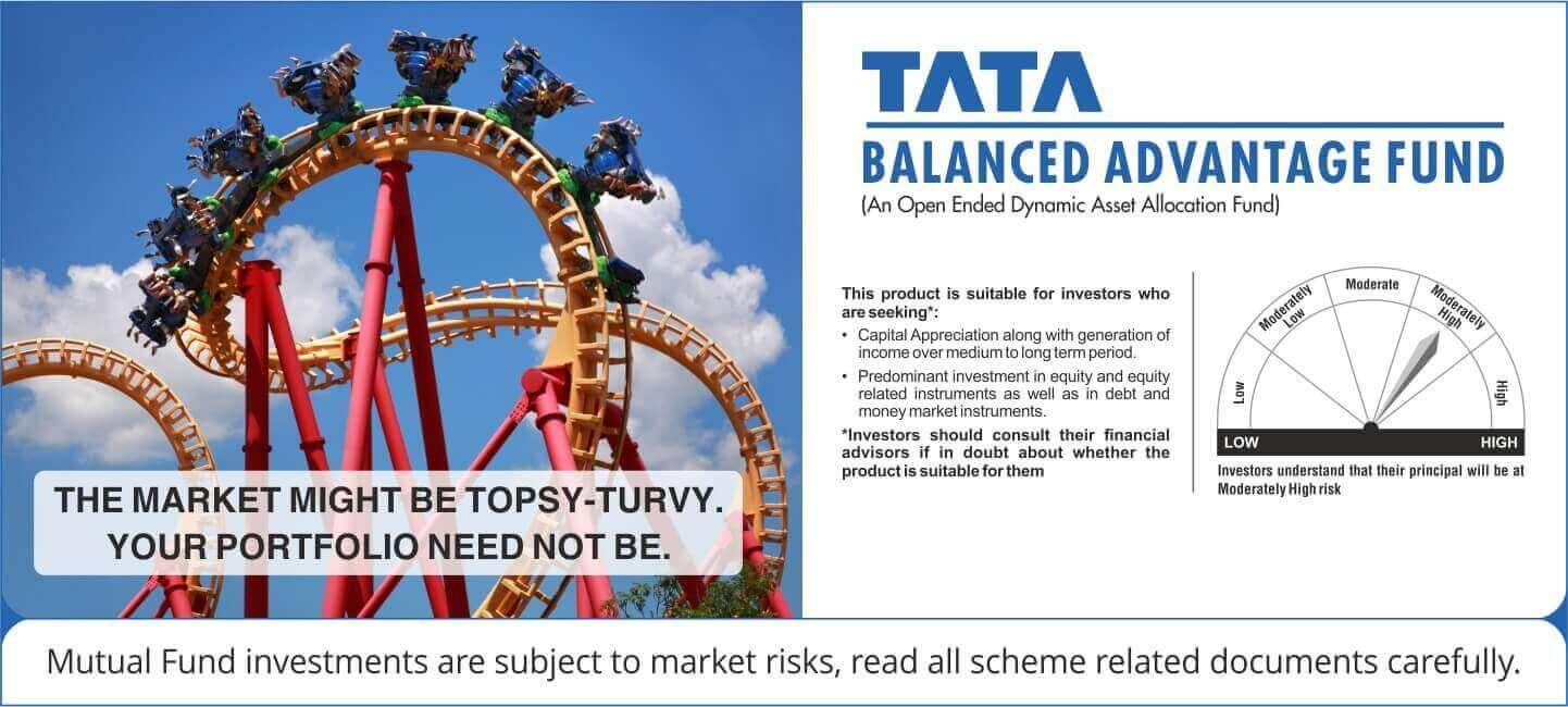 Tata Balanced Advantage Fund banner