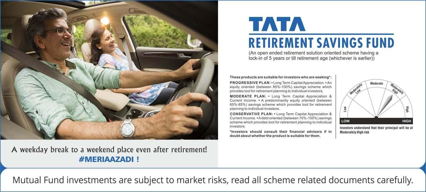 Meri Aazadi -Tata Retirement Savings Fund