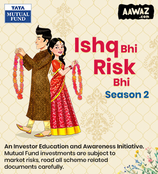 Ishq bhi risk bhi - Mutual Fund Awareness Program
